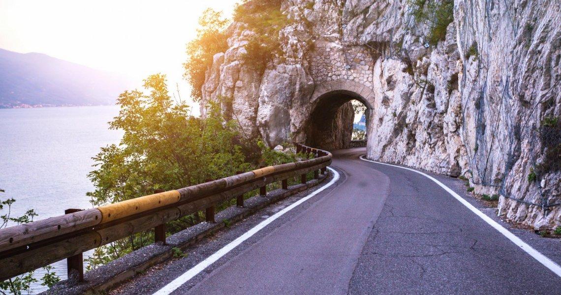 Una delle strade più belle del mondo