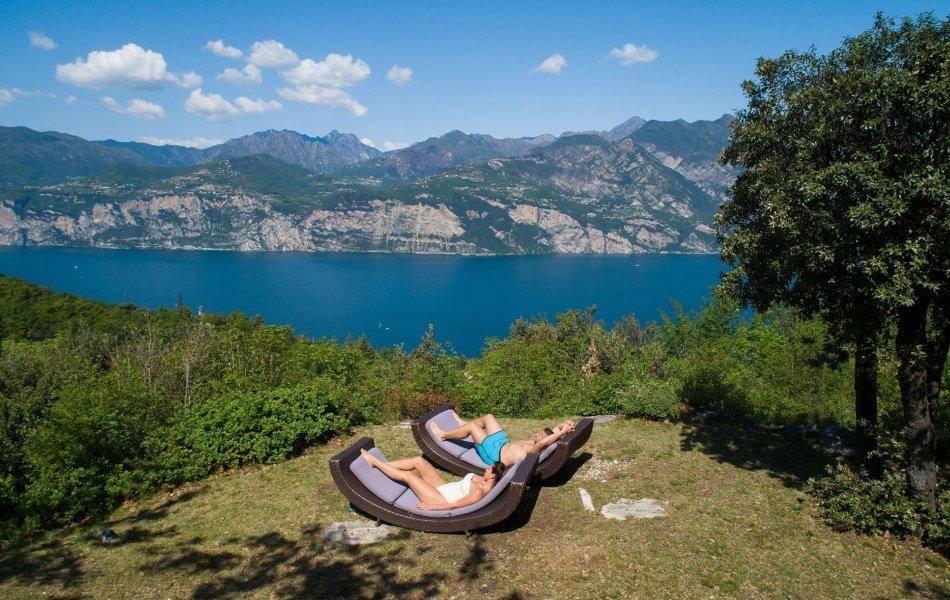 August offer on Lake Garda, Malcesine